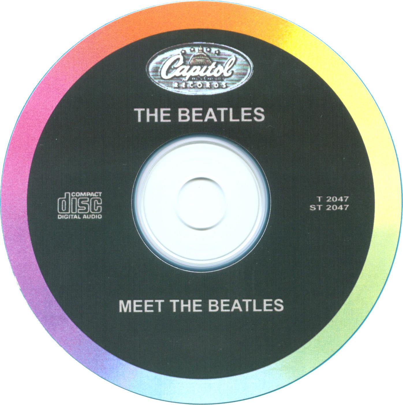 Millennium Remasters Disc Labels